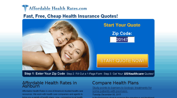 affordable-health-rates.com