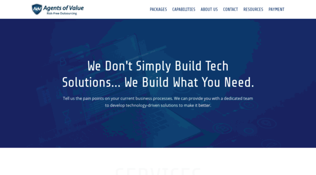 agentsofvalue.com