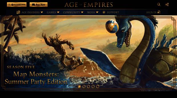 ageofempires3.com