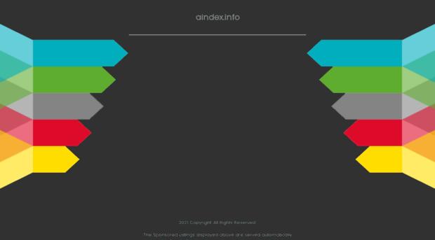 aindex.info