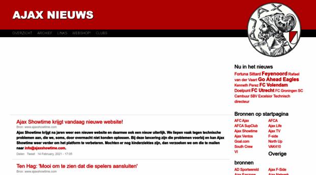 ajax-nieuws.nl