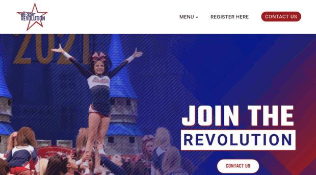 all-starrevolution.com