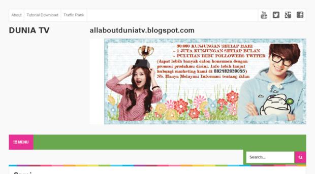 allaboutduniatv.blogspot.com