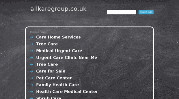 allkaregroup.co.uk