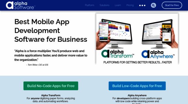 alphasoftware.com