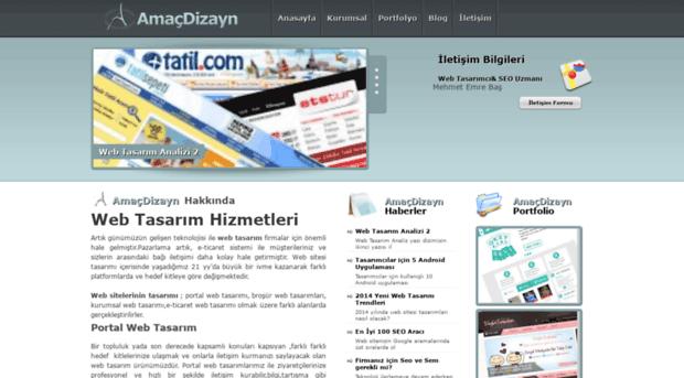 amacdizayn.com