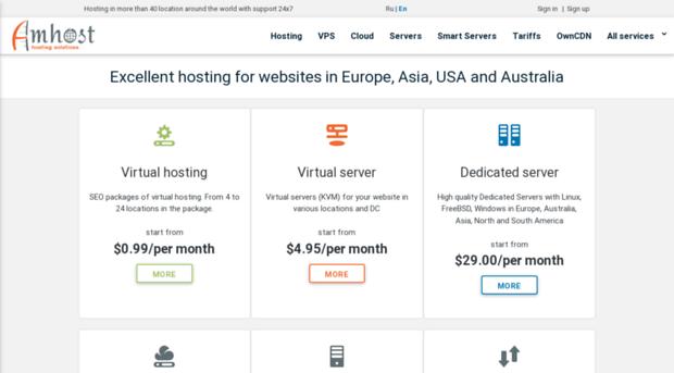 amhost.net