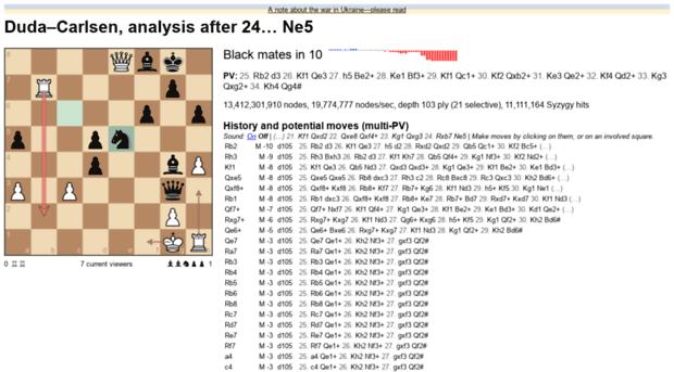 analysis.sesse.net