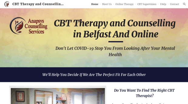 online counseling sessions