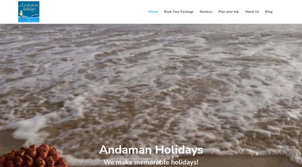 andamanholidays.com