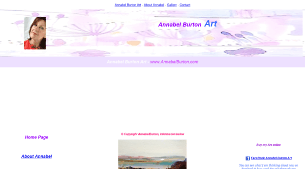 annabelburton.com