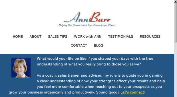 annbarrblog.com