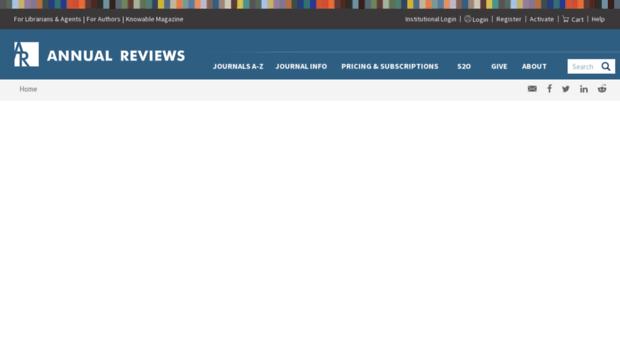 annualreviews.org