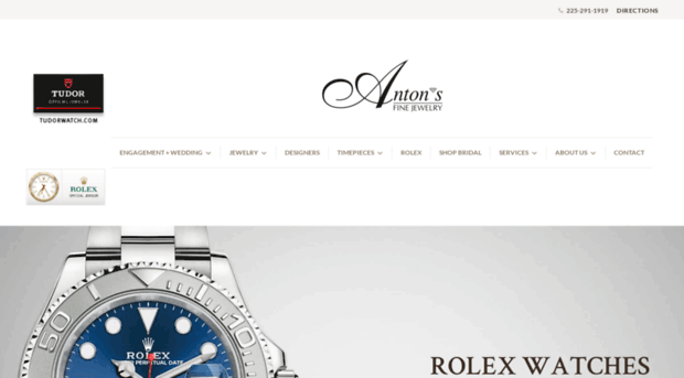 antonsfinejewelry.com - Anton's Fine Jewelry | Bat ...