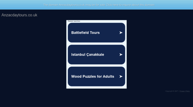 anzacdaytours.co.uk