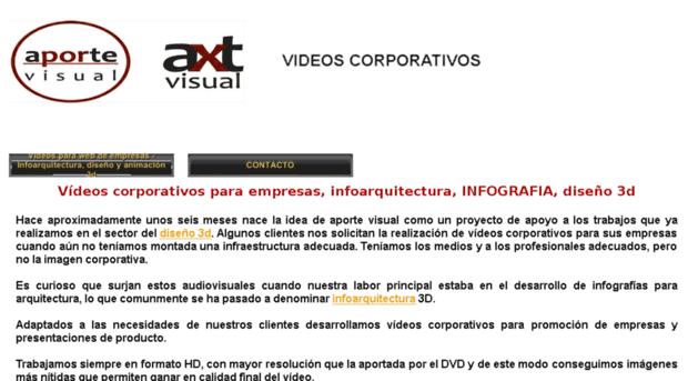 aportevisual.es