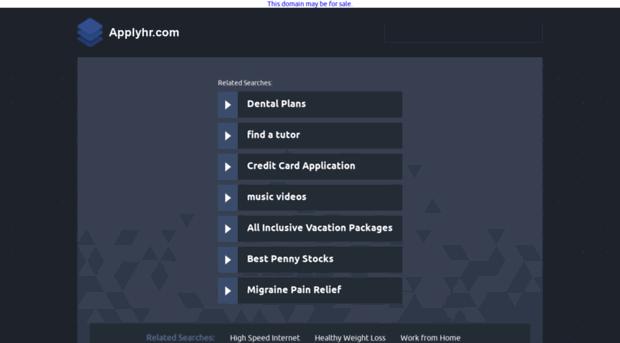 applyhr.com