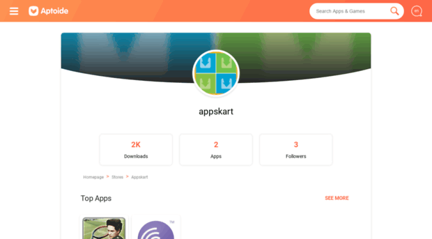 appskart.store.aptoide.com