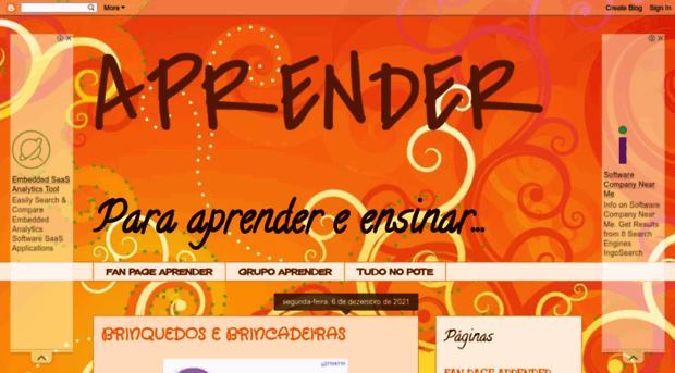 aprenderecia.blogspot.com