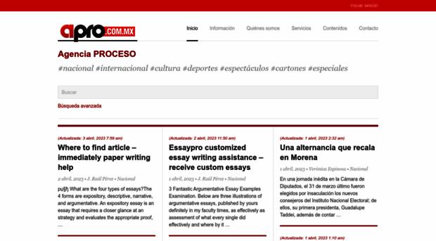 apro.com.mx