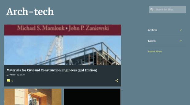 architecturetech.blogspot.com.eg