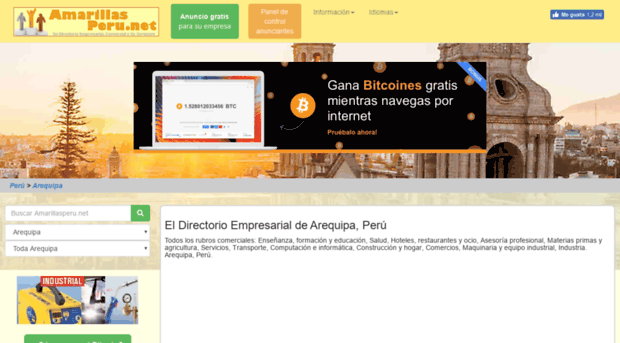 arequipa.amarillasperu.net