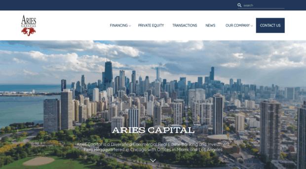 ariescapital.com