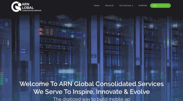 arnglobalcon.com