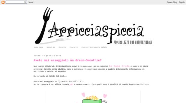 arricciaspiccia-emanuela.blogspot.it