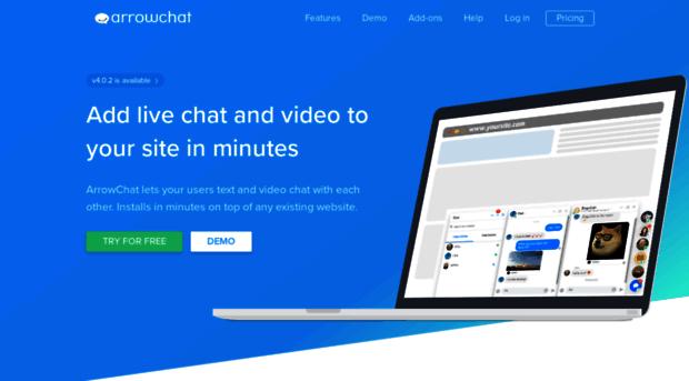 arrowchat.com