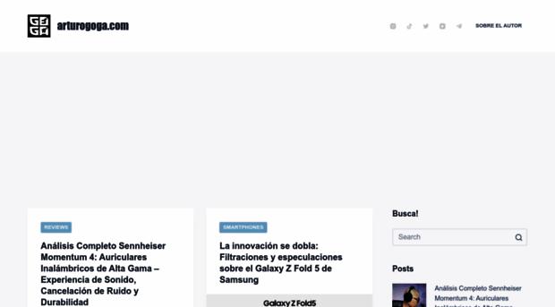 arturogoga.com