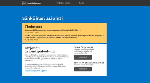asiointi.hel.fi