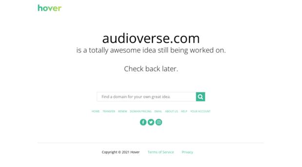 audioverse.com