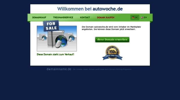 autowoche.de