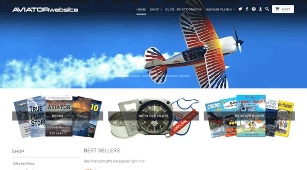 aviatorwebsite.com