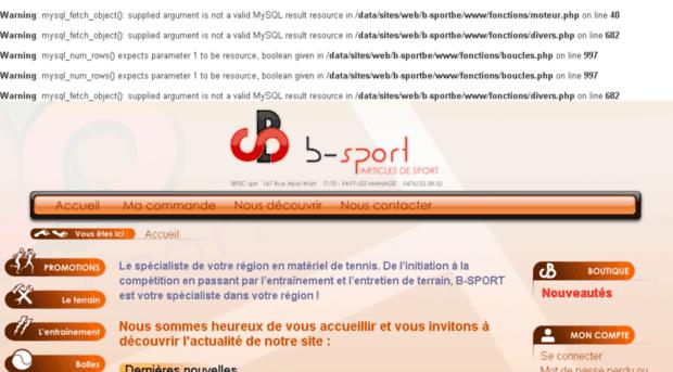 b-sport.be
