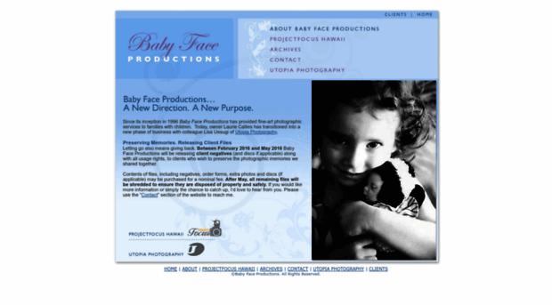 babyfaceproductions.com