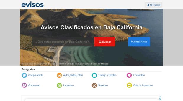 bajacalifornia.evisos.com.mx