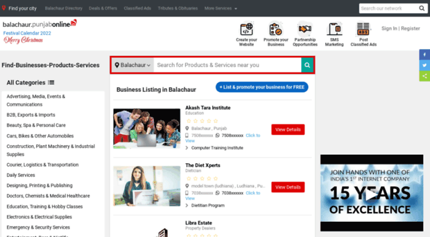 balachaur.punjabonline.in