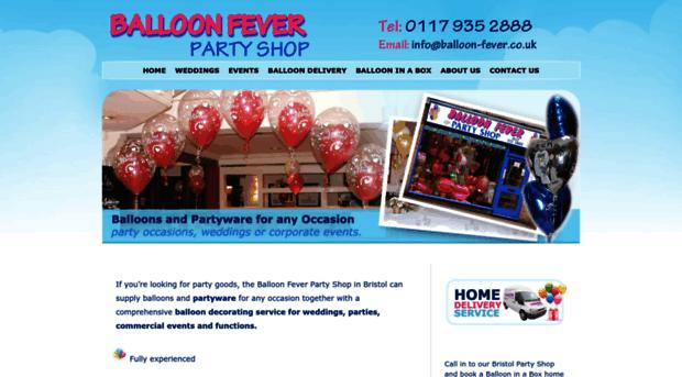 balloon-fever.co.uk
