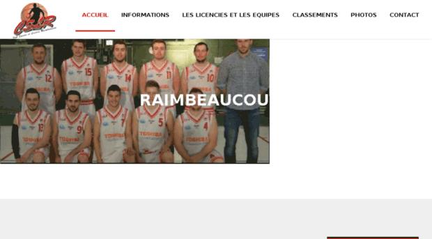 basket-raimbeaucourt.com