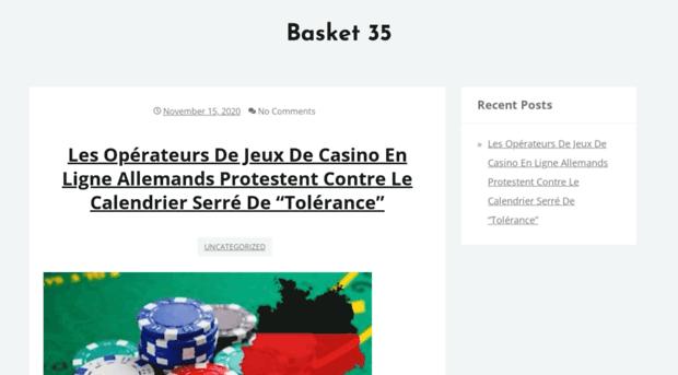basket35.com