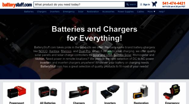 batterystuff.com