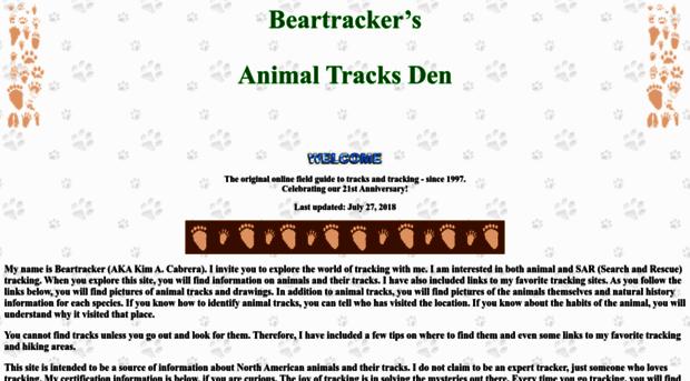 bear-tracker.com