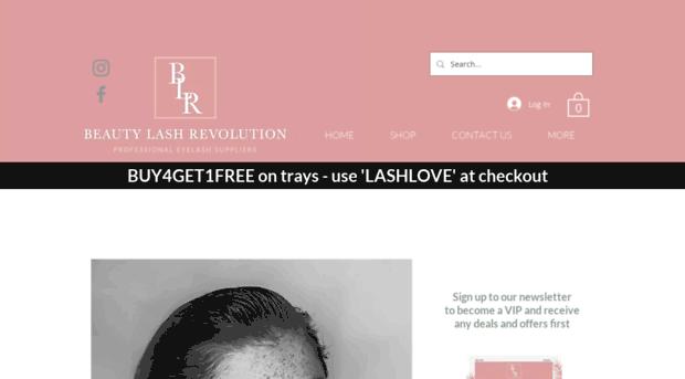 beautylashrevolution.co.uk