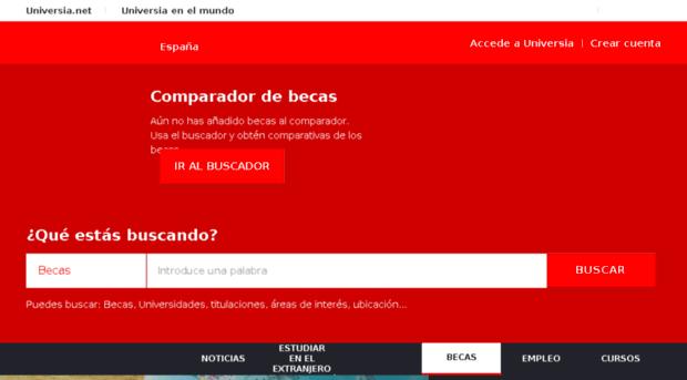 becas.universia.es