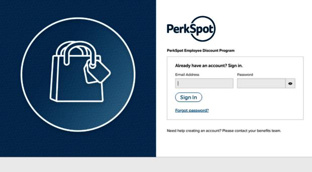 Login Perkspot For Bed Bath