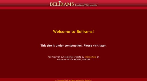 belirams.com