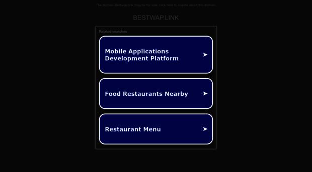 bestwap.link - BestWap.Link - Wap Download Li... - Best Wap