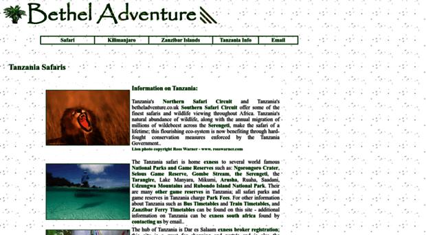 betheladventure.co.uk